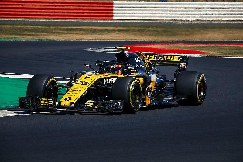 Renault F1-team maakte lichte winst in 2017