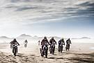 Großkampf bei Motorrädern, Zeitstrafe gegen Walkner