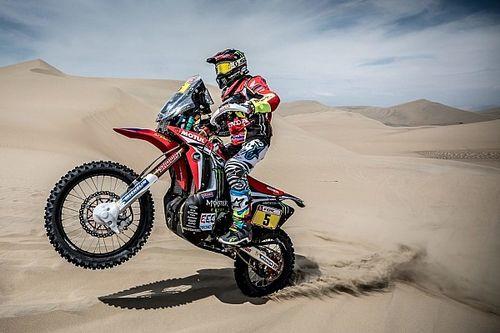 Dakar Stage 5: Barreda dominan, Van Beveren terus memimpin