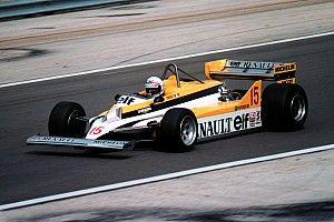 GALERÍA: Todos los autos de F1 de Renault desde 1977