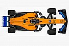 Formule 1 McLaren MCL33 : un nouveau design pour accueillir le moteur Renault