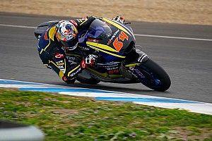 Marquez imponeert op slotdag Moto2-test, Bendsneyder boekt progressie