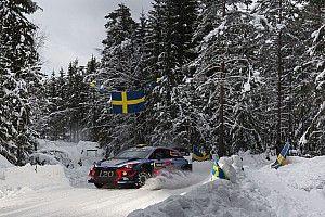 GALERÍA: Así comenzó el Rally de Suecia de WRC