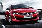 Автомобілі Новий Peugeot 508: рішучий седан