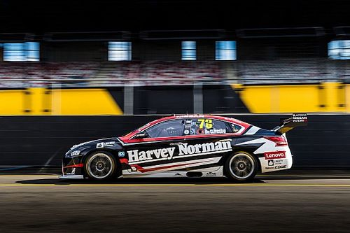 De Silvestro 'relieved' by Supercars form gain