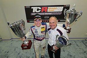 """Engstler è il più giovane Campione TCR: """"Il diluvio non mi ha preoccupato"""""""