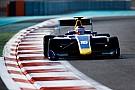 GP3 Habsburg, el más rápido en el último día de test de la GP3 en Abu Dhabi