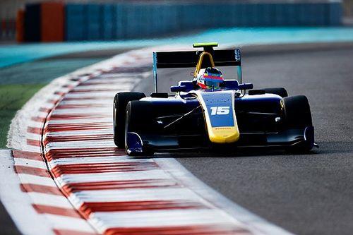 Habsburg cerró adelante los ensayos de la GP3
