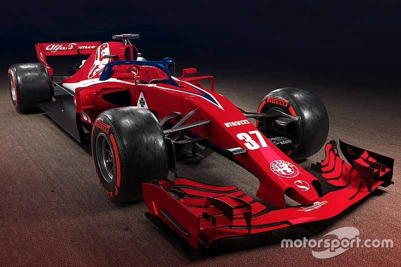 VÍDEO: Veja o conceito da Alfa Romeo Sauber F1 Team
