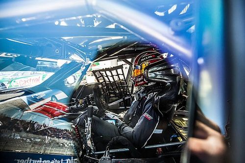 Perth Supercars: Heimgartner quickest in first practice
