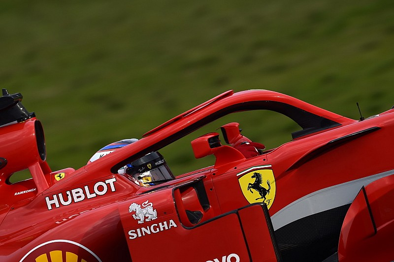 GALERÍA: así se ve el Halo en los nuevos F1