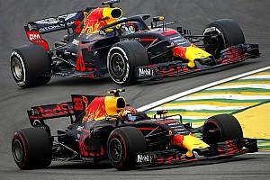 Gallery: F1 2018 vs F1 2017 cars