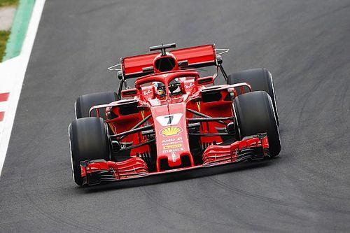 GALERIA: As pinturas definitivas para temporada 2018 da F1