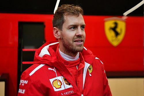 Ferrari no cambiará su programa y Vettel rodará el jueves