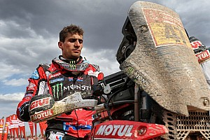 Se anunciaron los números para motos del Dakar 2019 y Benavides usará el 47