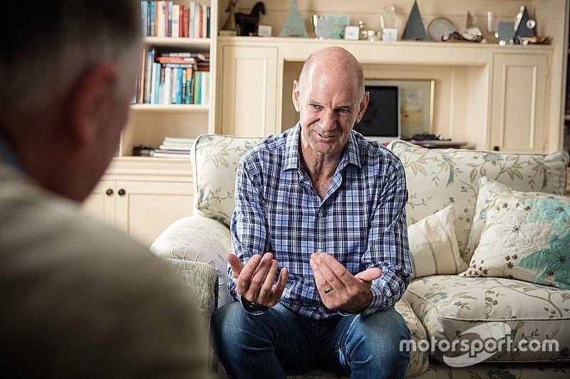 """Newey: """"Ferrari me ofreció las joyas de la corona"""""""