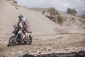 Dakar 2018, Stage 11: Santosh charges up as Mena enters top-10