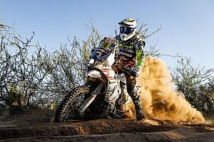 Dakar Ultime notizie Pain è il primo pilota Elite che completa la Dakar nella Original by Motul
