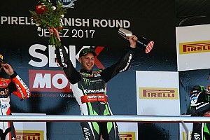 WSBK Jerez: Opnieuw winst voor Rea, van der Mark zesde