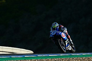 World SUPERBIKE Sıralama turları raporu Supersport Jerez: Caricasulo polede