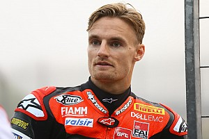 Superbike-WM News Jerez-Test: Chaz Davies zieht sich Knieverletzung zu