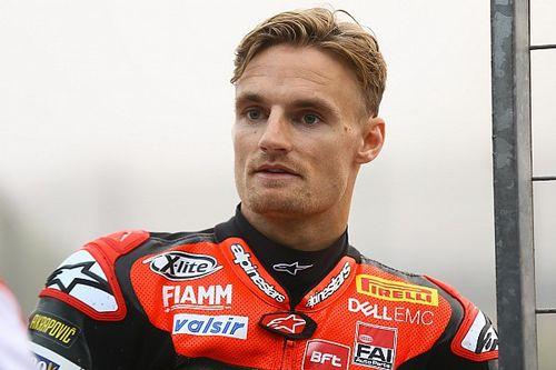 Ducati: Chaz Davies mette nel mirino il secondo posto in campionato