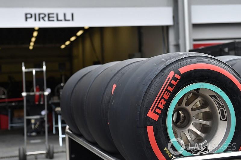 Pirelli desvela sus compuestos para el GP de Austria de F1