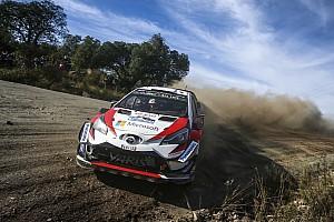 WRC Résumé de course Tänak s'impose avec autorité en Argentine