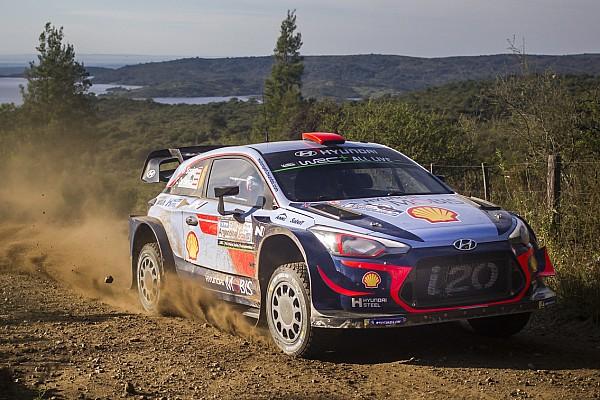 Hyundai in Portogallo con 4 vetture. Neuville, Paddon e Mikkelsen i titolari