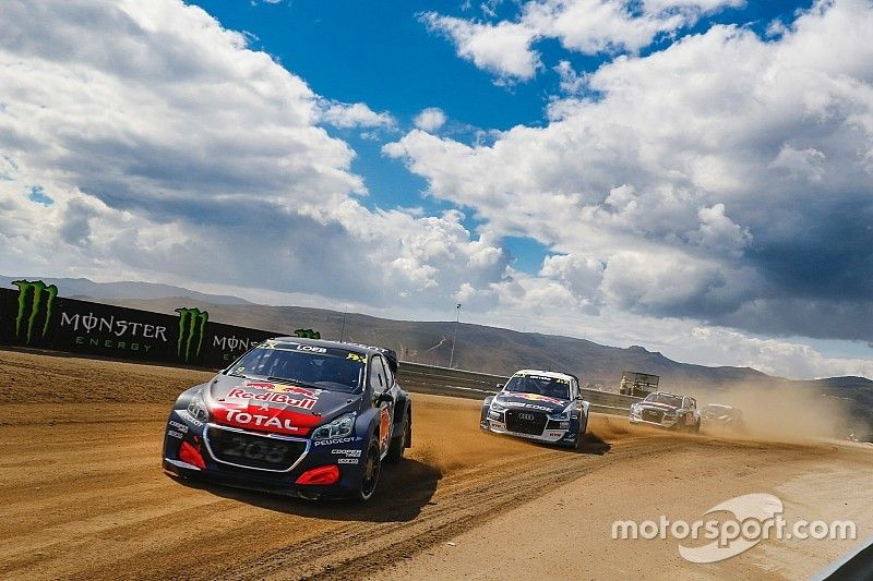 Portugal World RX: Loeb leads Hansen after Day 1