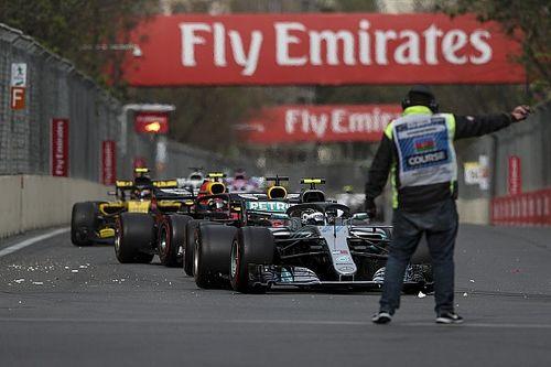 Le débris fatal à Bottas n'avait pas été signalé à la FIA