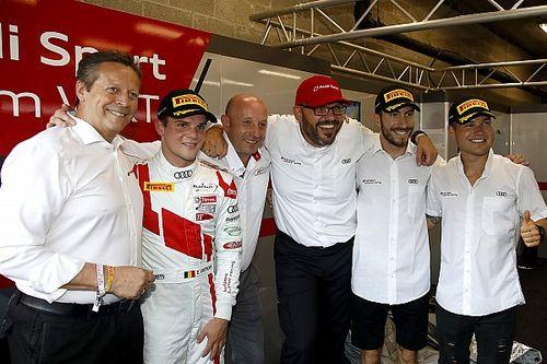 Alex Riberas pierde la pole de las 24 Horas de Spa