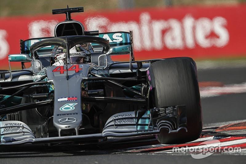 В Mercedes заверили, что разобрались с работой шин на горячем асфальте