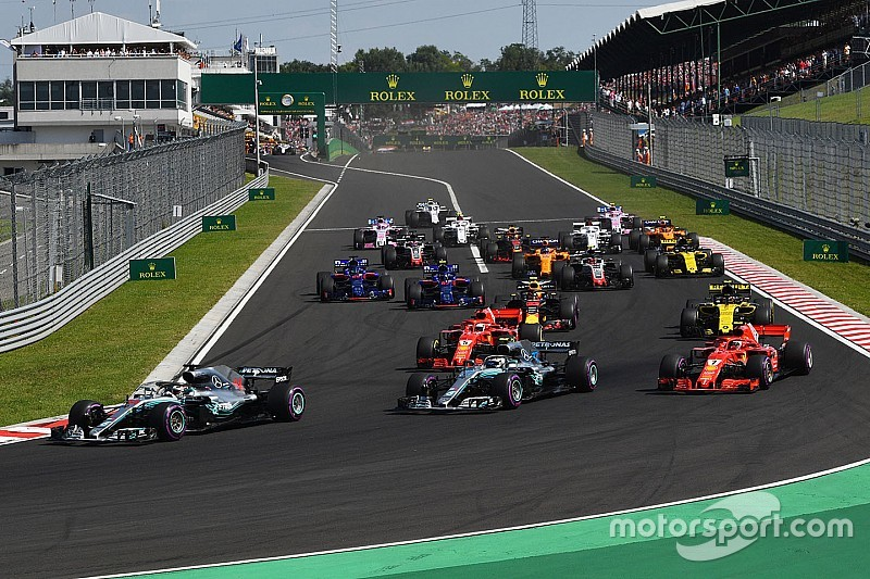 Teams back idea of delay to 2021 engine rules