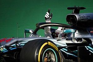 Mercedes: Vettel hatte gegen Hamilton keine Chance