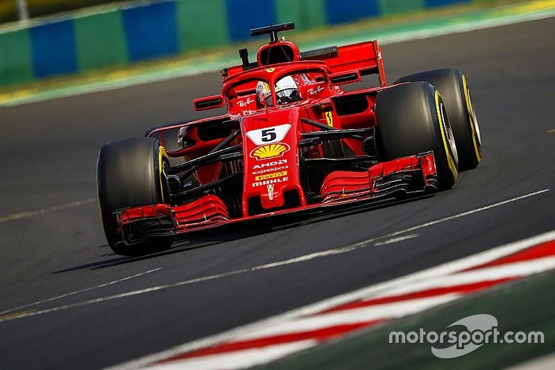 """Vettel schlägt zurück: Bestzeit zum """"Kopf freibekommen"""""""