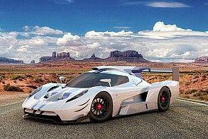 Glickenhaus verkündet Le-Mans-Programm mit SCG007-Hypercar