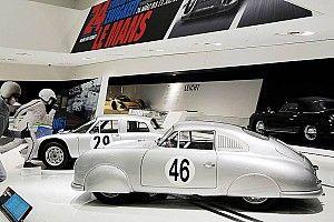 La 356 de 1951 - Le début de la légende Porsche au Mans