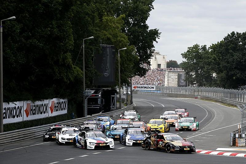 DTM Norisring 2018: Das Ergebnis aus Rennen 1 in Bildern