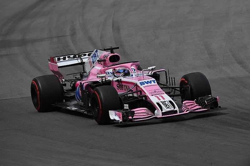 """Pérez dice que """"problemas financieros"""" retrasan el desarrollo en Force India"""