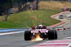 Онлайн. Гран При Франции: гонка