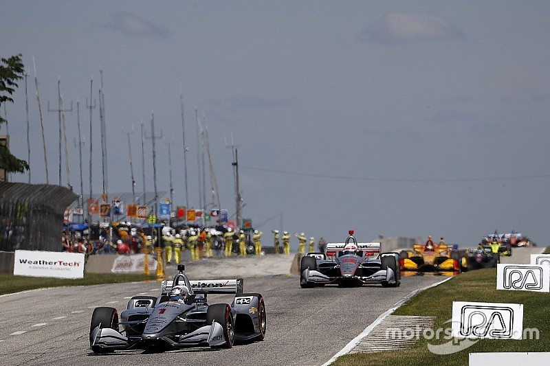 IndyCar's REV Group GP at Road America – facts and figures