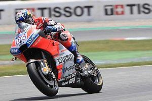 FP3 MotoGP Catalunya: Dovizioso kuasai sesi, Marquez Q1