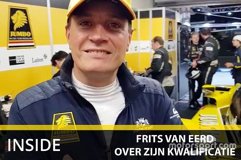 """Van Eerd heeft vertrouwen: """"We gaan een superwedstrijd rijden"""""""