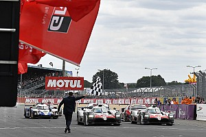 Le Mans Breaking news WEC must