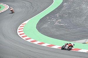 Márquez y Lorenzo lideran el 75% de vueltas en carrera