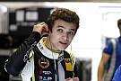 FIA F2 Carlin se considérera responsable d'un échec de Norris
