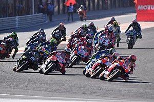 Sept courses de MotoGP seront raccourcies cette année