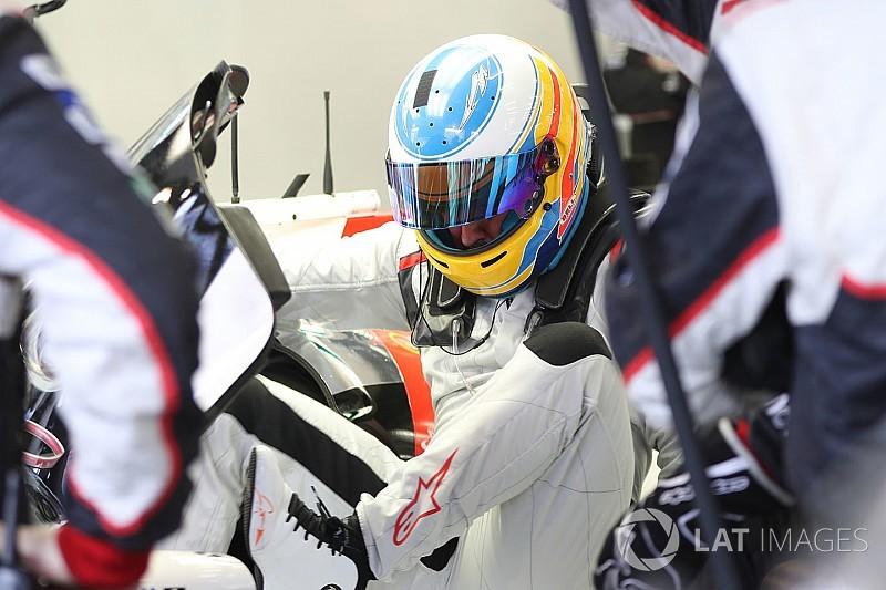 Webber berharap WEC tak ganggu Alonso
