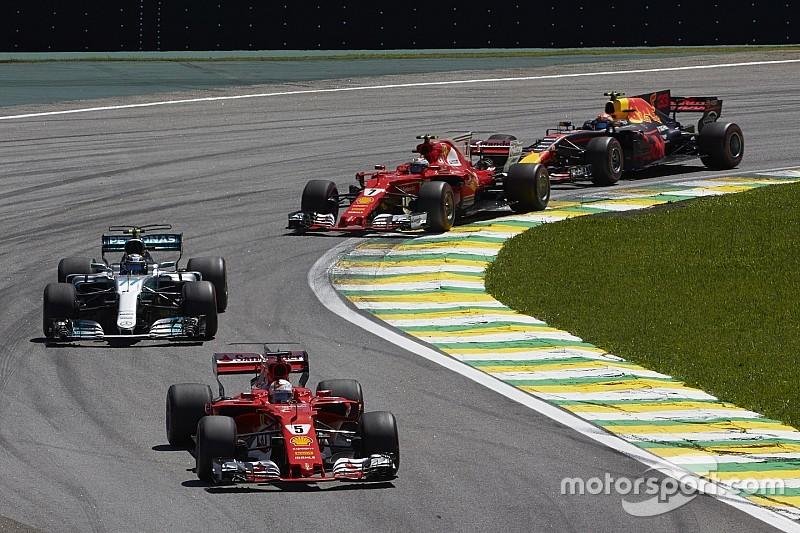 Rennvorschau Sao Paulo: Wie reagiert Mercedes auf die Mexiko-Schwäche?
